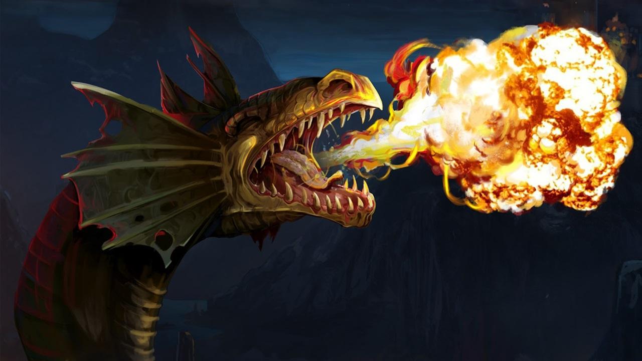 12.2 получить дракона